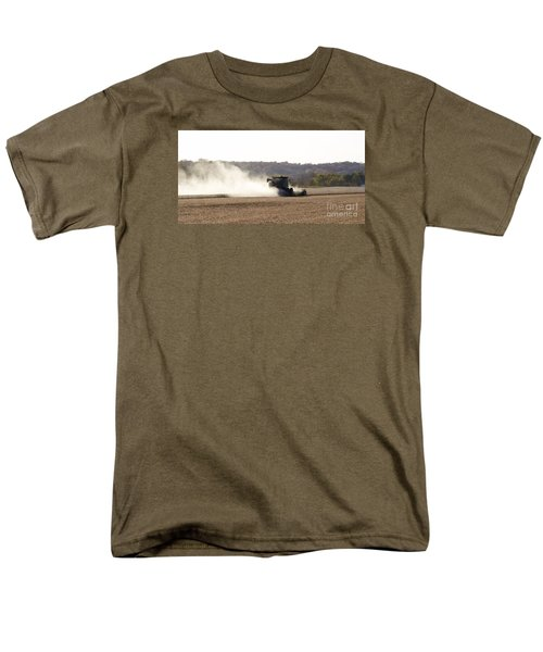 Men's T-Shirt  (Regular Fit) featuring the photograph Heartland Harvest  by J L Zarek