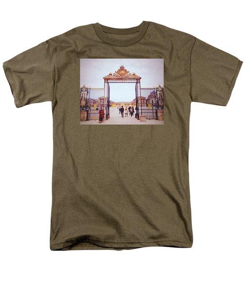 Heaven's Gates Men's T-Shirt  (Regular Fit) by Ashley Hudson