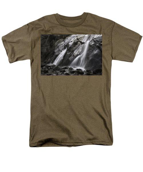 Helen Hunt Falls Men's T-Shirt  (Regular Fit) by Sennie Pierson