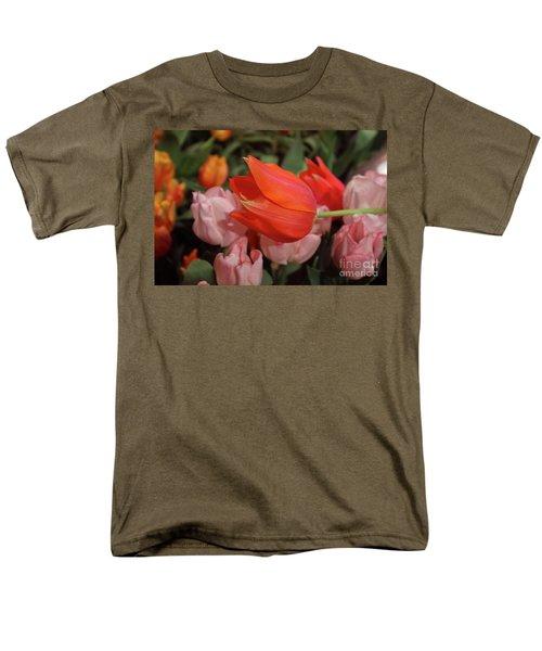 Hello Men's T-Shirt  (Regular Fit) by Sandy Moulder