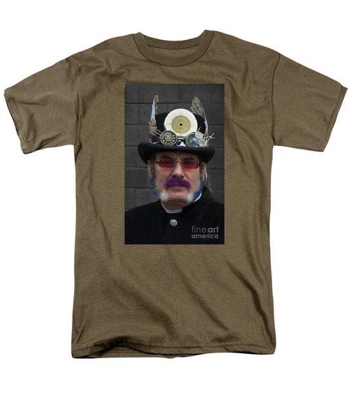 Hello Vicar Men's T-Shirt  (Regular Fit) by David  Hollingworth