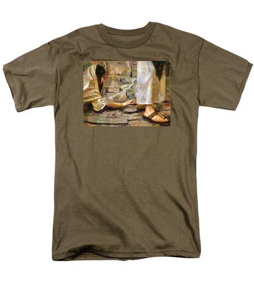 Hem Of His Garment Men's T-Shirt  (Regular Fit) by Wayne Pascall