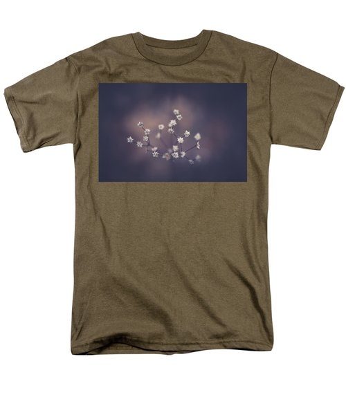 Men's T-Shirt  (Regular Fit) featuring the photograph Here And There by Shane Holsclaw