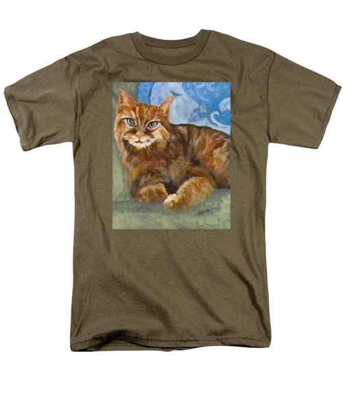 Hey Diddle Diddle  Men's T-Shirt  (Regular Fit) by Barbara O'Toole