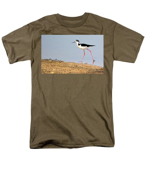 Hi-stepper Men's T-Shirt  (Regular Fit) by AJ Schibig