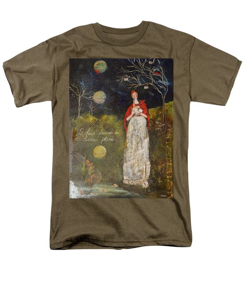 Hidden Places Men's T-Shirt  (Regular Fit) by Sharon Furner