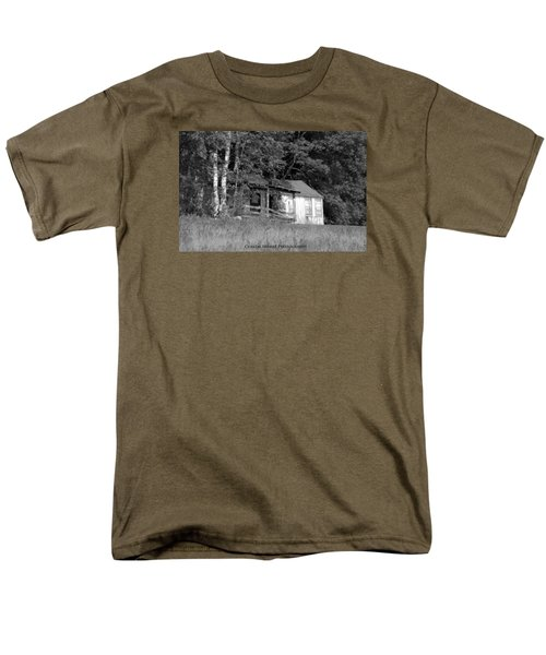 Hiding Men's T-Shirt  (Regular Fit)