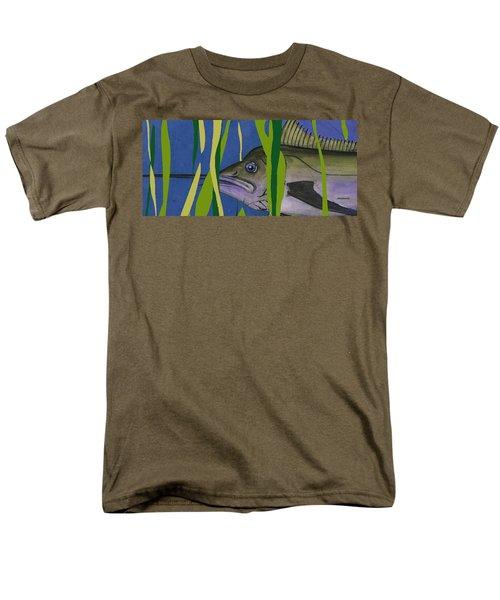 Hiding Spot Men's T-Shirt  (Regular Fit)