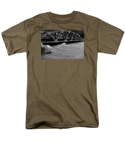 High Water Men's T-Shirt  (Regular Fit) by Randy Bodkins