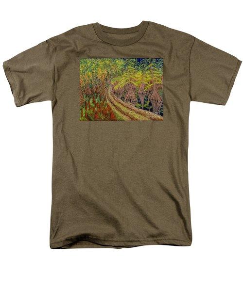 Highway 70 East Circa 1905 Men's T-Shirt  (Regular Fit)