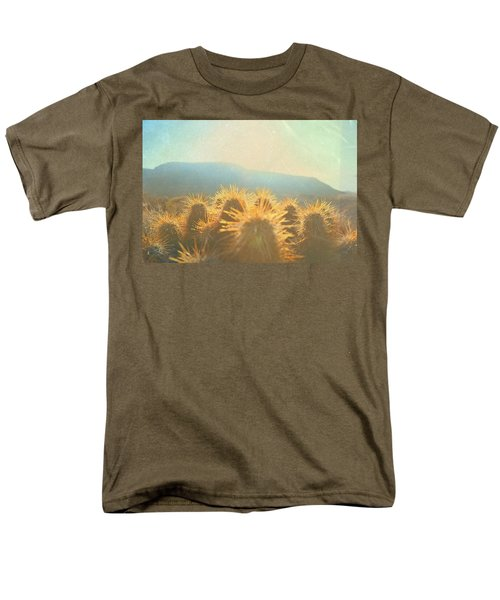 Hill Top Sunset  Men's T-Shirt  (Regular Fit) by Mark Ross