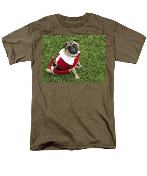 Ho, Ho, Ho Men's T-Shirt  (Regular Fit) by Russell Keating