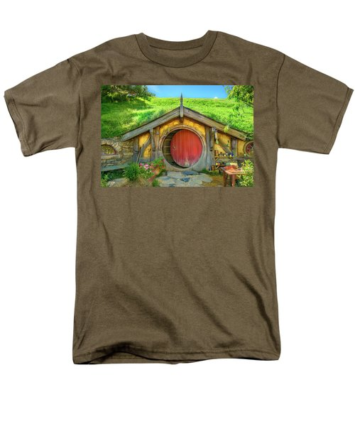 Hobbit House Men's T-Shirt  (Regular Fit) by Racheal Christian