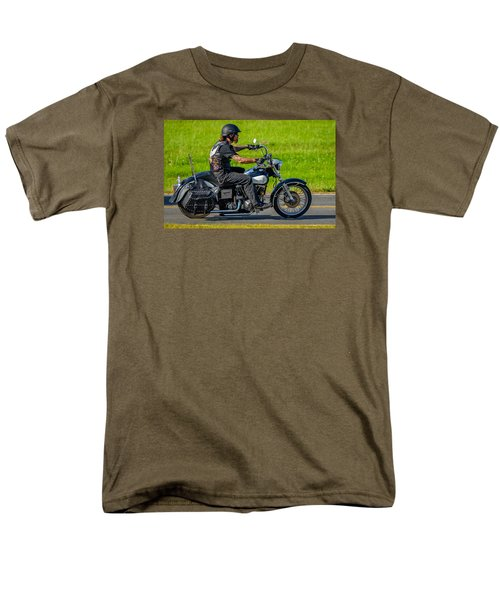 hog Men's T-Shirt  (Regular Fit) by Brian Stevens