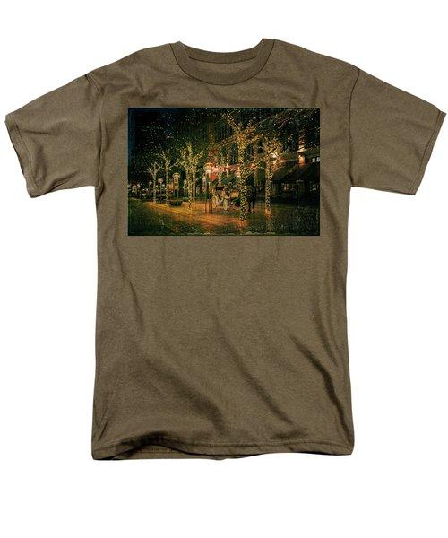Holiday Handsome Cab Men's T-Shirt  (Regular Fit)