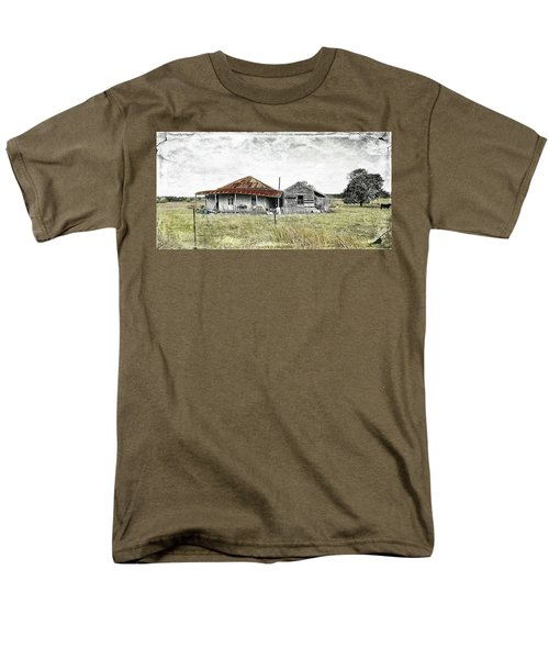 Home Sweet Home 001 Men's T-Shirt  (Regular Fit) by Kevin Chippindall