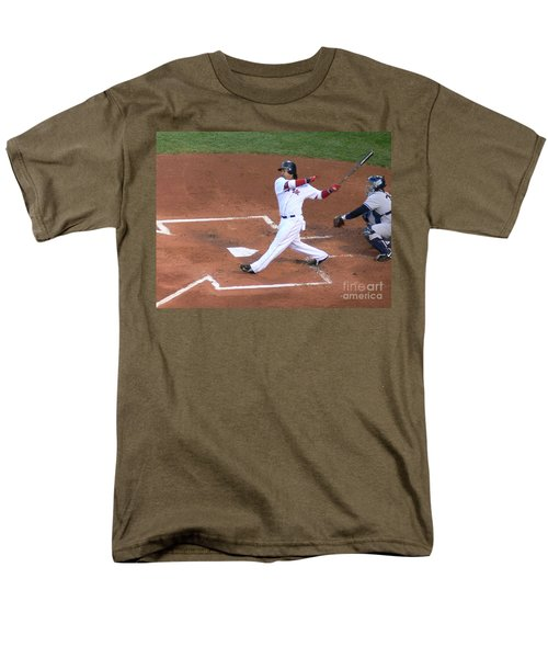 Homerun Swing Men's T-Shirt  (Regular Fit) by Kevin Fortier