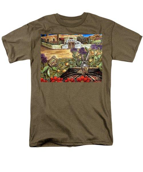Homesteading Men's T-Shirt  (Regular Fit) by Kim Jones