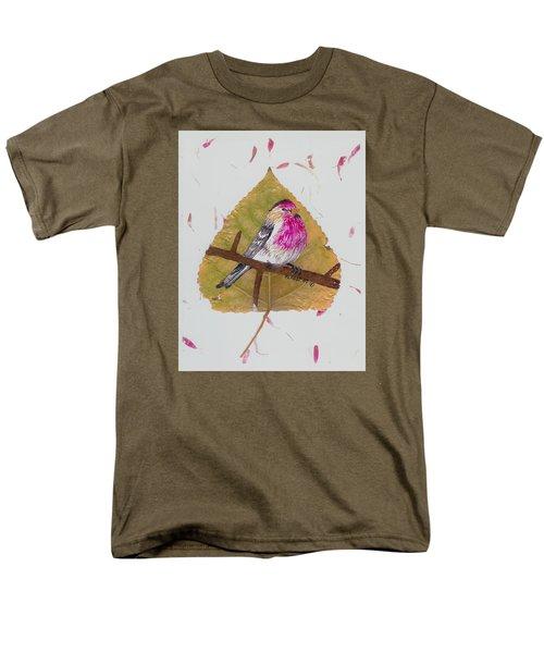 House Finch Men's T-Shirt  (Regular Fit) by Ralph Root