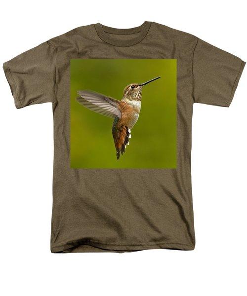 Hover Men's T-Shirt  (Regular Fit) by Sheldon Bilsker