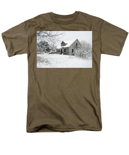 How Long Has It Been? Men's T-Shirt  (Regular Fit) by Michael Peychich