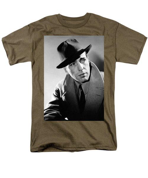 Humphrey Bogart Men's T-Shirt  (Regular Fit)