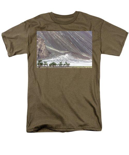 Hunder Desert Men's T-Shirt  (Regular Fit) by Hitendra SINKAR