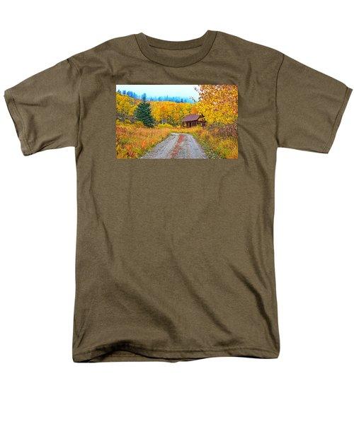 Idyllic Nostalgia Men's T-Shirt  (Regular Fit) by Bijan Pirnia