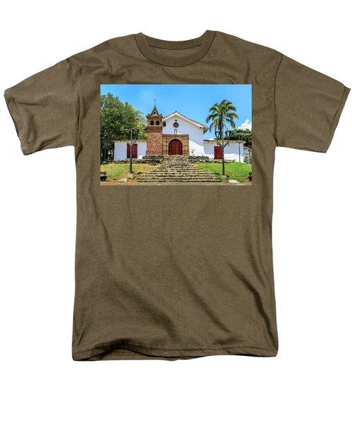 Iglesia De San Antonio Men's T-Shirt  (Regular Fit)