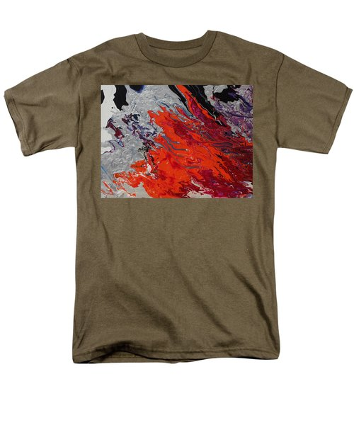 Ignition Men's T-Shirt  (Regular Fit) by Ralph White