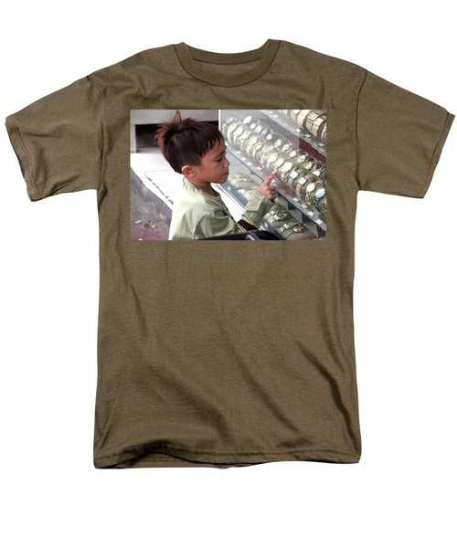 I'll Have The Rolex Men's T-Shirt  (Regular Fit) by Jez C Self
