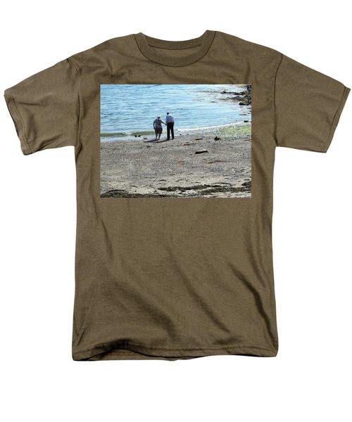 I'll Hold Your Hand  Men's T-Shirt  (Regular Fit)