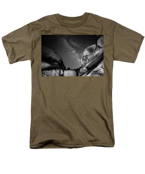 Men's T-Shirt  (Regular Fit) featuring the photograph Illuminati II by Ryan Weddle