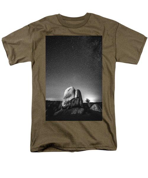Men's T-Shirt  (Regular Fit) featuring the photograph Illuminati V by Ryan Weddle