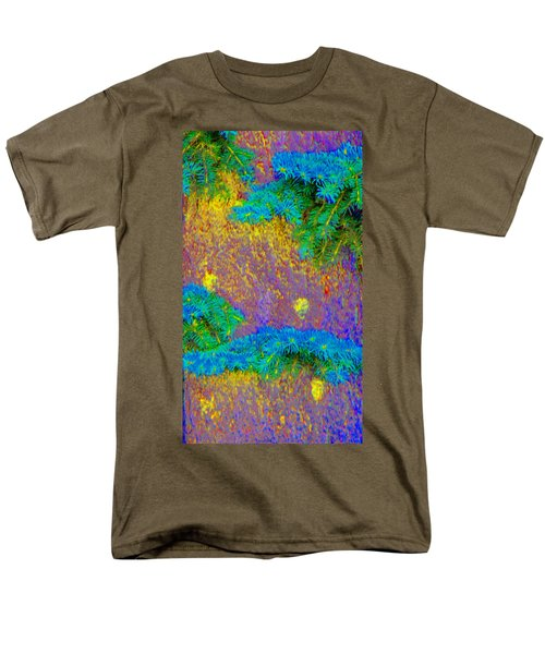 Men's T-Shirt  (Regular Fit) featuring the photograph Imagining Hawaii by Lenore Senior