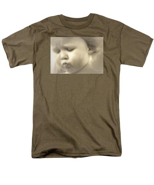 Immanuel Men's T-Shirt  (Regular Fit) by The Art Of Marilyn Ridoutt-Greene