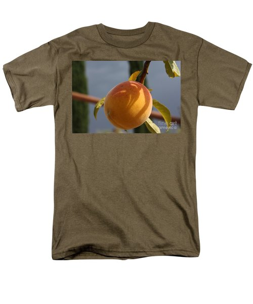 Men's T-Shirt  (Regular Fit) featuring the photograph Impeach The Shadow For It Knows Not by Brian Boyle