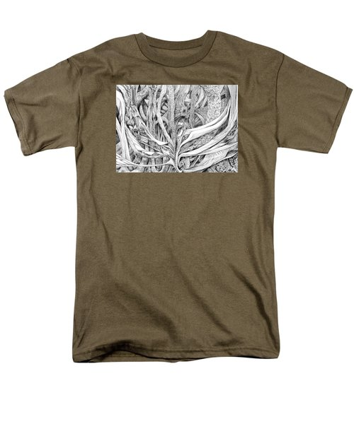 Impenetrable Men's T-Shirt  (Regular Fit) by Charles Cater
