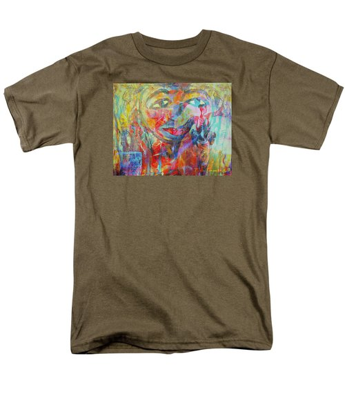 Imperfect Me Too Men's T-Shirt  (Regular Fit) by Fania Simon