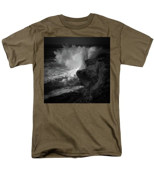 Men's T-Shirt  (Regular Fit) featuring the photograph Impulse by Ryan Weddle