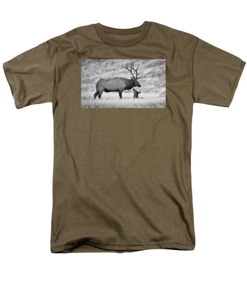 Men's T-Shirt  (Regular Fit) featuring the photograph In Charge by Kelly Marquardt