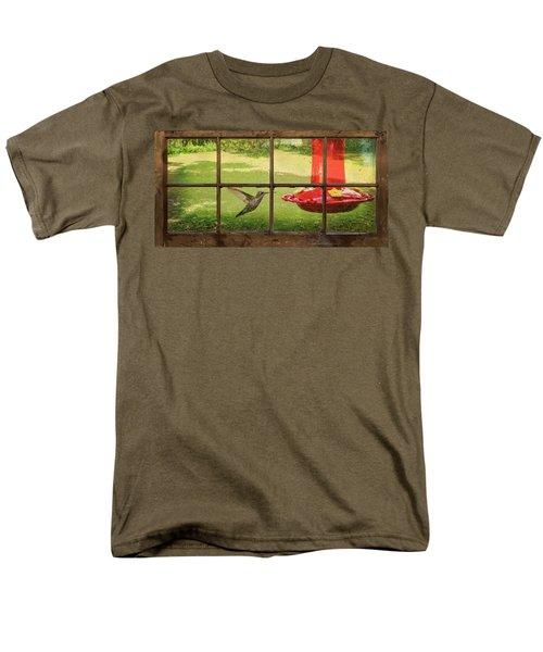 In Flight Men's T-Shirt  (Regular Fit)