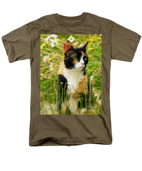 In Her Element Men's T-Shirt  (Regular Fit) by Rory Sagner