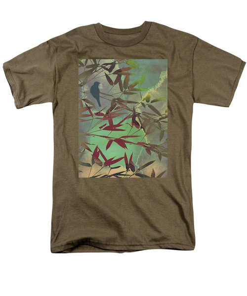 In The Bamboo Forest Men's T-Shirt  (Regular Fit)