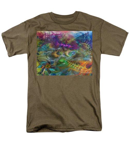 In The Beginning Men's T-Shirt  (Regular Fit)