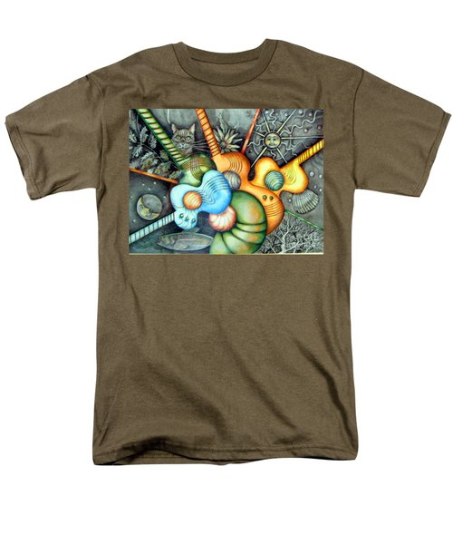 In The Key I See Men's T-Shirt  (Regular Fit) by Linda Shackelford