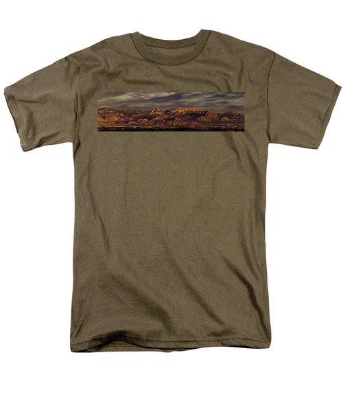 In The Morning Light Men's T-Shirt  (Regular Fit) by Ed Clark