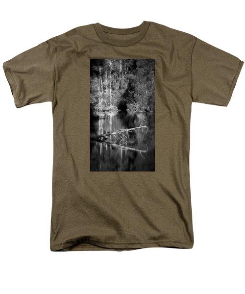 Men's T-Shirt  (Regular Fit) featuring the photograph In The Quiet by Allen Beilschmidt