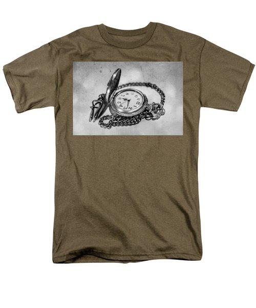 In Time Men's T-Shirt  (Regular Fit) by Martina Fagan