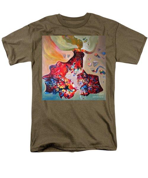 Inner Dream Men's T-Shirt  (Regular Fit) by Sanjay Punekar